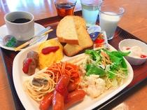 朝食【洋食例】