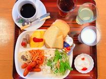 朝食【洋食例2】