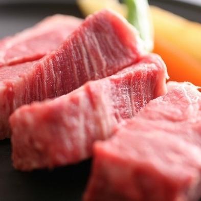 <料理長おすすめ!>特選!信州産牛の『ステーキ』メインの会席膳プラン