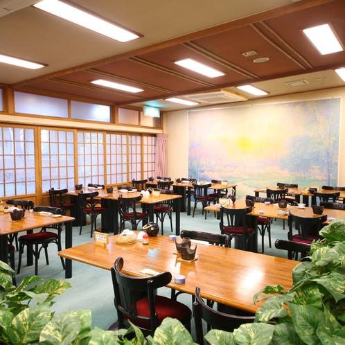 レストラン「樹林」