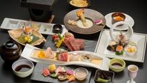 信州プレミアム牛のステーキ会席料理/イメージ画像