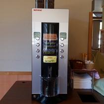 朝食専用のコーヒーマシーン