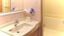 別館和室12畳 洗面台