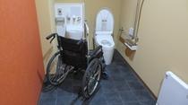 2021年2月新設 多機能トイレ
