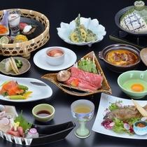 【全12品】信州味覚会席料理・イメージ