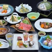 【全13品】信州の味覚満喫♪信州牛付会席料理」・イメージ画像