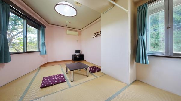 ペットと一緒に泊まれる和室(2〜3名利用)