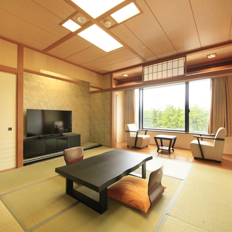 【禁煙】和室10畳+広縁