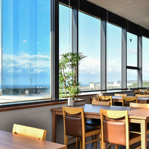 8F展望レストラン