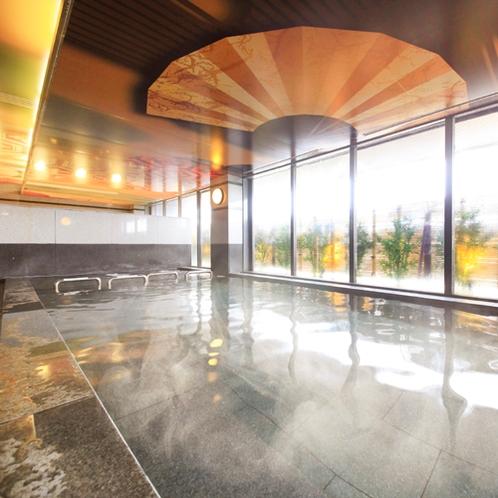 女性大浴場(天照ラジウム温泉)