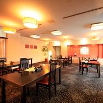 レストラン『沙羅』店内