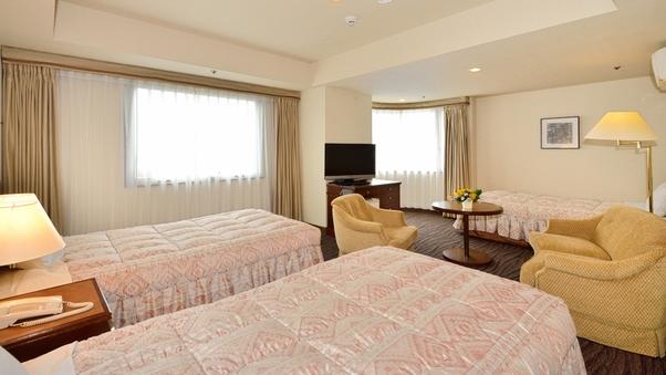 ◆3ベッドルーム◆喫煙(43平米)