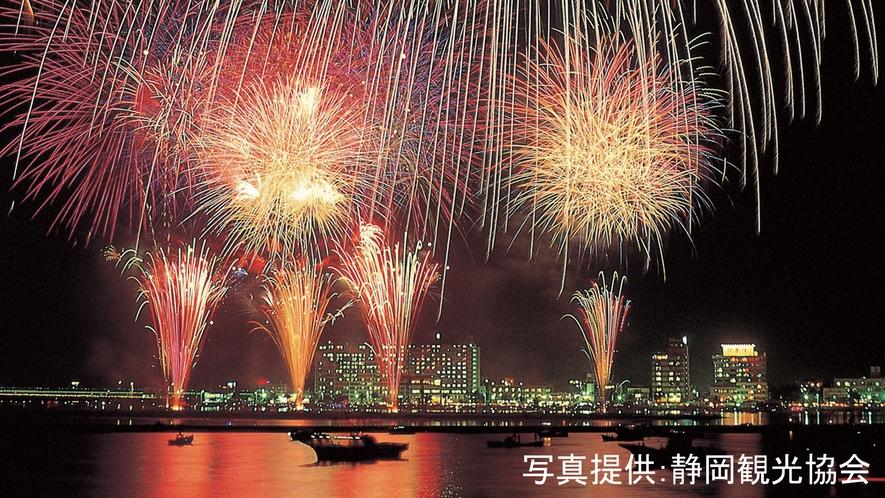 ★浜名湖弁天島花火フェス