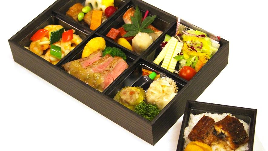 ◆和洋折衷弁当(画像はイメージです。)