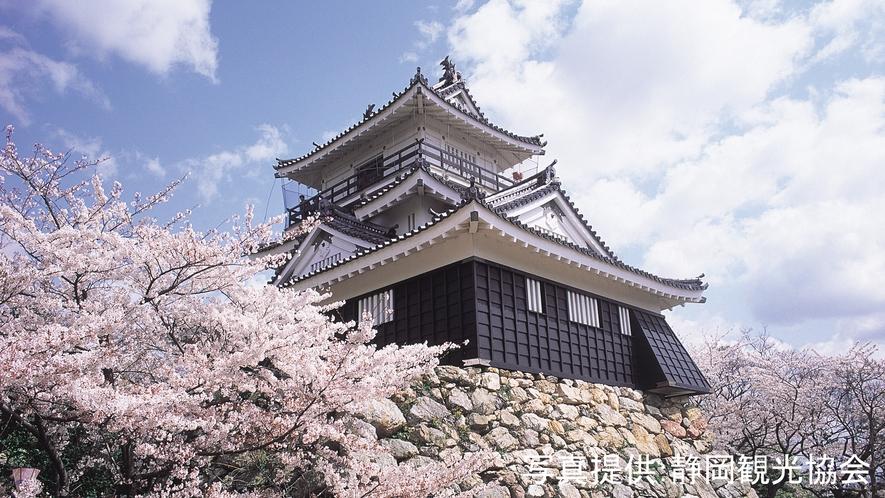 ☆徳川家康の天下統一への足がかりとなった「出世城」、浜松城