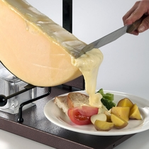 期間限定「ラクレットチーズ地場野菜添え」(イメージ)