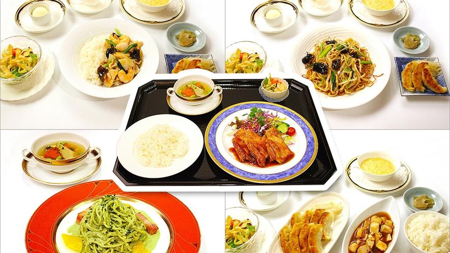 【平日限定】選べる!地元浜松飯・お手軽夕食