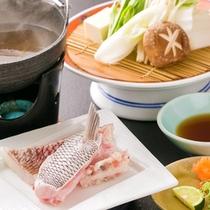 ■選べる小鍋(鯛)■