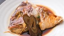 ■鯛のあら炊き■しっとりふわぁとした、新鮮な身を程よい味付けでご賞味下さい♪