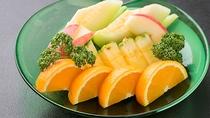 ■フルーツ盛り合せ■女子には嬉しい、ビタミンC