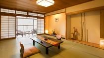 ■和室12畳■ゆったり広々空間で、ぐっすりと快適な睡眠を♪