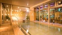 ■大浴場(男湯)■和テイストな大浴場でまったり♪