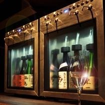 佐賀のお酒8種のサーバー