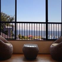 海と客室 イメージ