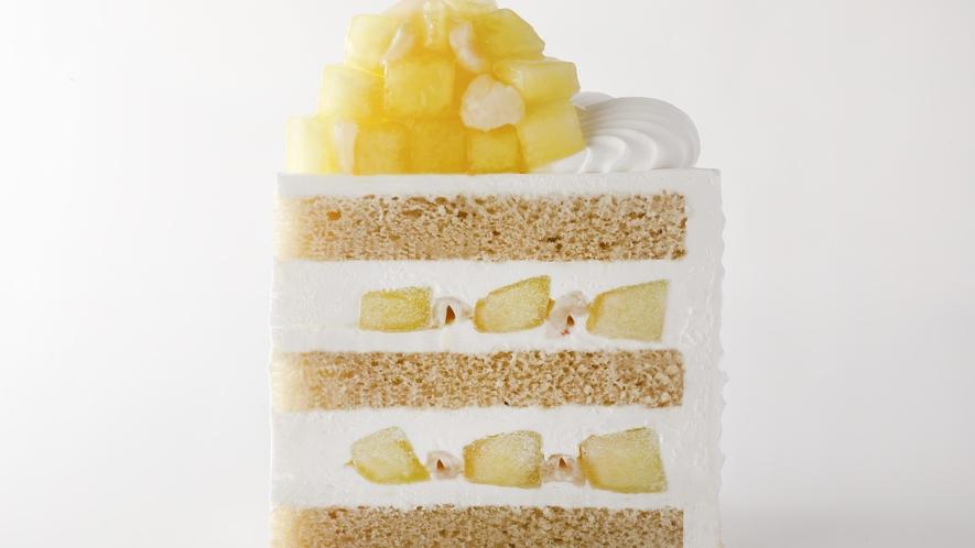 新エクストラメロンショートケーキ