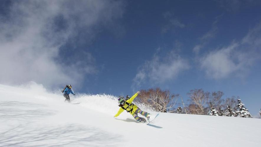 かぐらみつまたスキー場