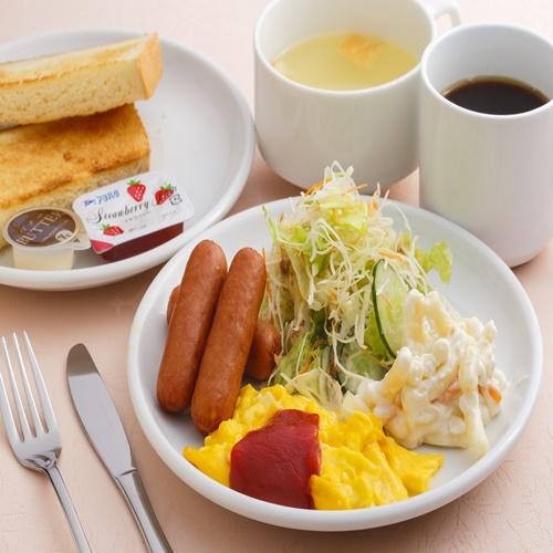朝食イメージ(洋風)