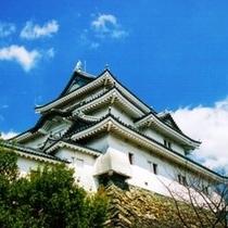 和歌山城まで徒歩10分