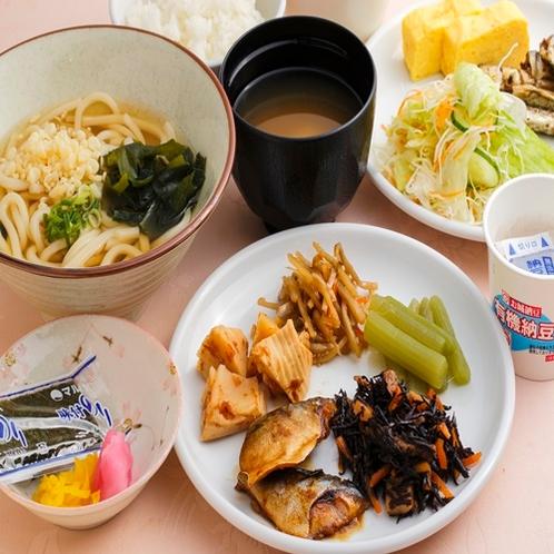 朝食イメージ(和風)
