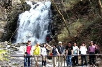浅間大滝ハイキング