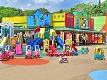 軽井沢おもちゃ王国 広場