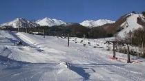 Ski Half-Pipe横長