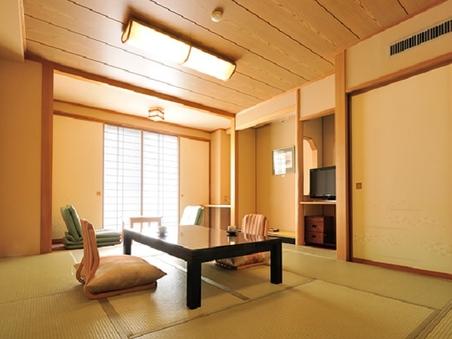 御坂館(禁煙)【コンフォート和室】和室10畳+広縁