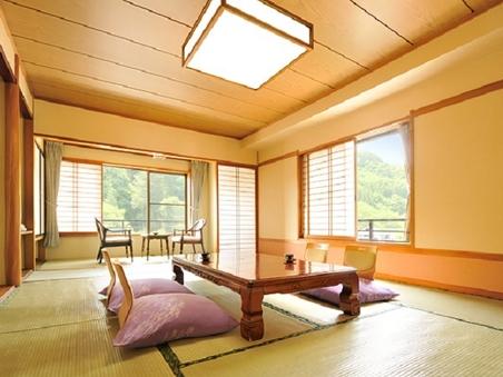 湯端館(喫煙)【スタンダード和室】和室12畳+広縁