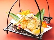 期間限定・松茸天ぷら