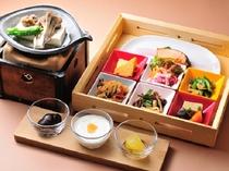 朝食・お膳料理(一例)