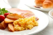 (朝食)和洋バイキング