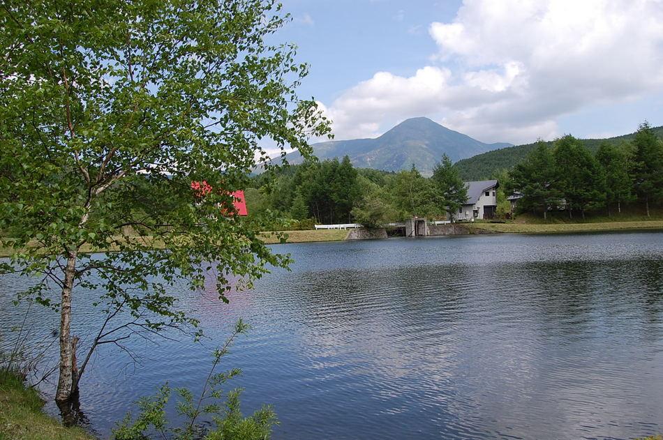 姫木湖の夏
