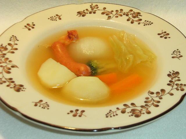 スープ ポトフ