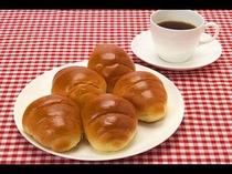 朝食 パン&珈琲