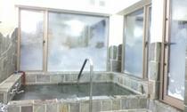 お風呂浴槽 冬景色
