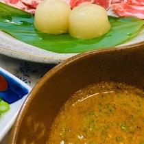 太郎ポークのコラーゲン鍋②