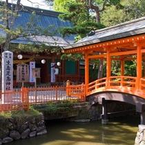 ◆生島足島神社◆