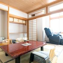 【本館】露天風呂付特別和室