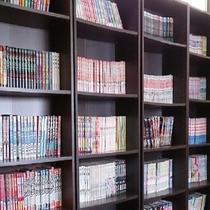 1000冊以上の無料漫画コーナー♪