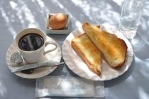 朝食(モーニング)